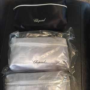 Chopard Travel Amenity Cosmetic Bag Kit- NEW!